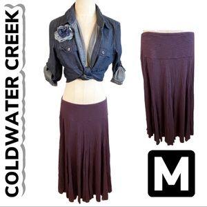 Coldwater Creek Medi Skirt (M 10-12)